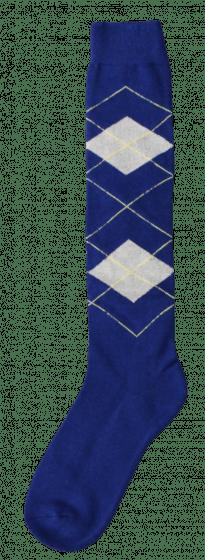 Excellent Calzini al ginocchio RE d.blue / beige 43-46