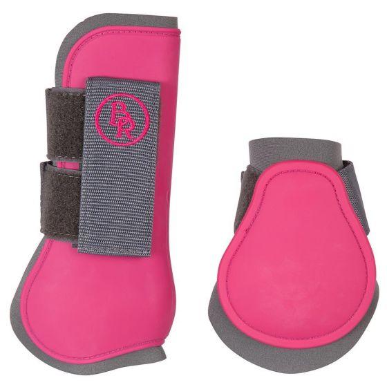 BR String & string BR Melange Escl. Imposta la protezione delle stringhe. e cinghie per stivali da equitazione