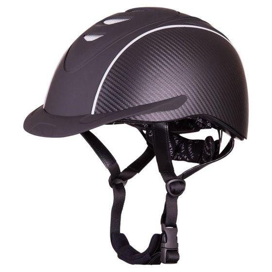 BR Casco equitazione Viper Patron Carbon VG1