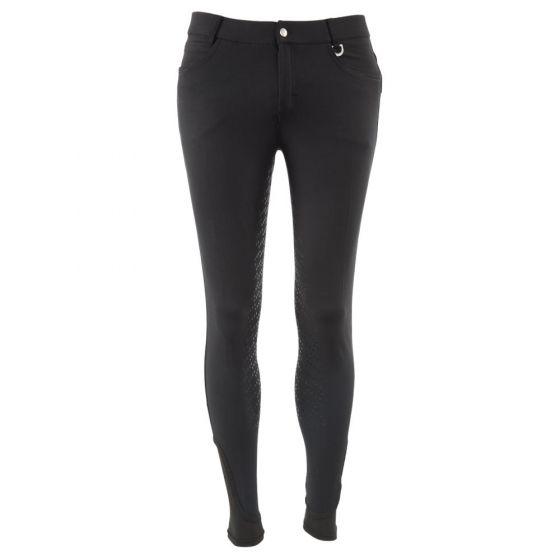 BR Pantaloni da equitazione BR in silicone Menzo da uomo