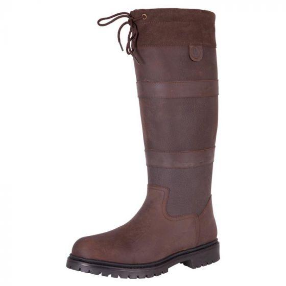 BR Cinghie per stivali da equitazione all'aperto in nabuk country