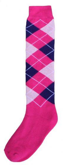 Hofman calzini al ginocchio RE 39/42 Pink