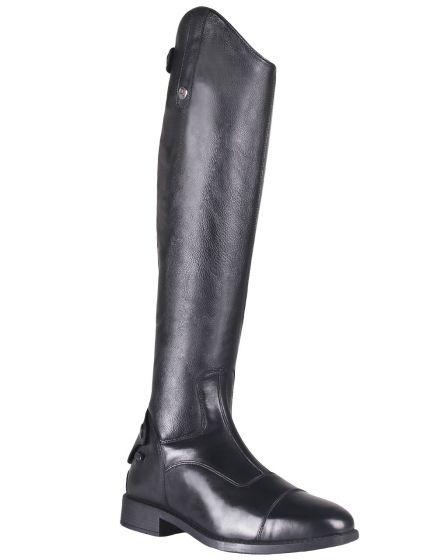 QHP Stivali da equitazione Birgit Adulto larghi