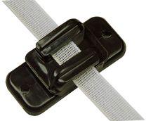 Hofman Isolante Nastro / cavo / filo Nero a 20 mm