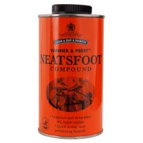 Olio per cuoio CDM V & P Neatsfood compound 500 ml