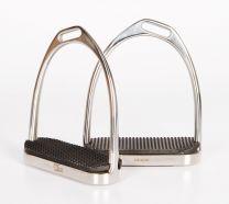 Il pieno di Harry's Horse Braces è doppio asimmetrico