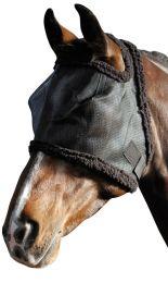 Maschera di Harry's Horse Fly senza orecchie nere