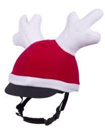Cappello renna rosso