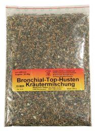 Bevanda per la tosse bronchiale, miscela di erbe