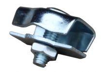 Hofman Cavo connettore spessore 6 mm zincato