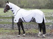 Coperta di Harry's Horse Flyprotection con collo