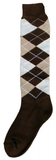 Hofman calzini al ginocchio RE 43/46 Dark Brown