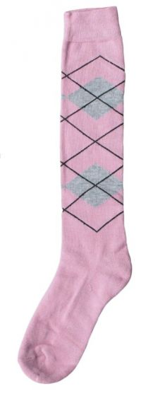 Hofman calzini al ginocchio RE 39/42 Pink/Silver