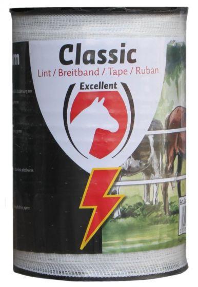 Hofman Nastro Excellent Classic 200 m / 10 mm bianco