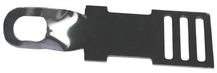 Hofman Nastro start / endplate stainless Acciaio Unique