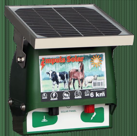 Hofman App per batteria. Solar Impuls 6 km