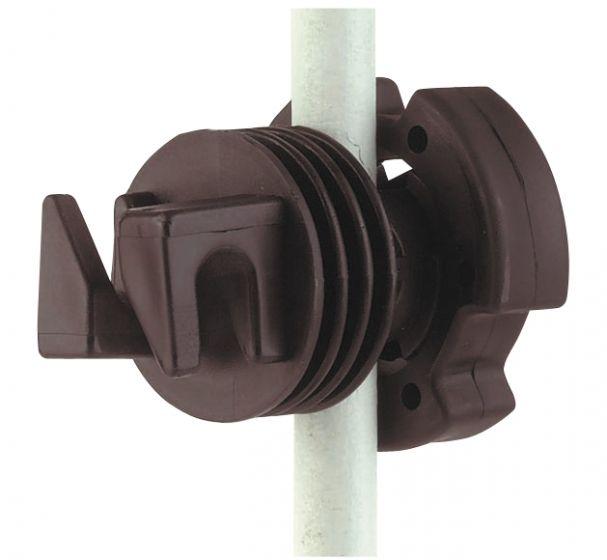 Hofman Isolante Vite per palo rotondo fino a 12 mm