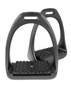 PFIFF Staffa con inserti in gomma flessibile Pieno