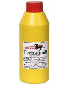 Crema spray all'olio di tea tree
