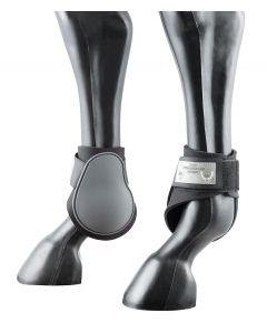 PFIFF Cinghie per stivali da equitazione con paranocche con guscio duro