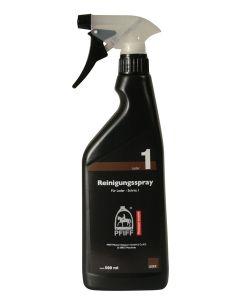 PFIFF Spray detergente per pelle, 500ml