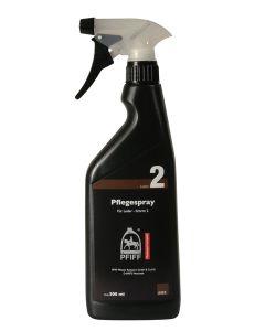 Spray per la cura della pelle
