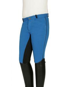 Pantaloni da equitazione per bambini 'Franka' PFIFF con seduta completamente rinforzata