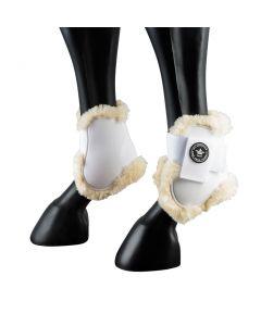 Stivali fetlock PFIFF con eco-pelliccia