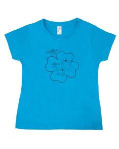T-shirt PFIFF con motivo per bambini