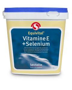 Sectolina Equivital Vitamina E + Selenio 3 kg