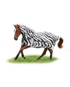 Bucas Buzz Off Zebra & Neck