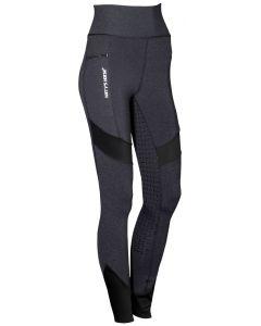 Harry's Horse Pantaloni da equitazione EquiTights Melange Full Grip