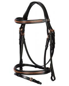 Harry's Horse Briglia Rosegold Classic
