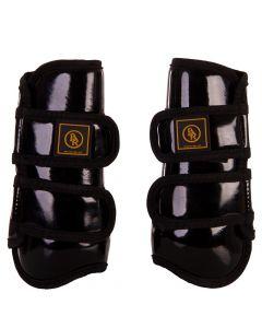 BR Tendine per stivali da equitazione laccate Pro Max
