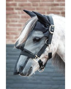 Harry's Horse Cavezza maschera antimosche con orecchie