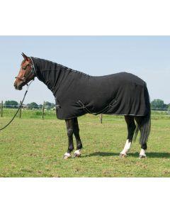 Harry's Horse Coperta in pile Deluxe con collo
