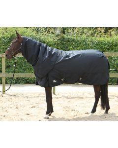 Coperta del cavallo di Harry Thor 400gr con collo Limo stretch