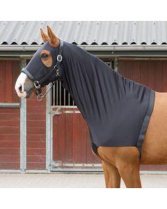 Harry's Horse Protezione torace / cappuccio in lycra