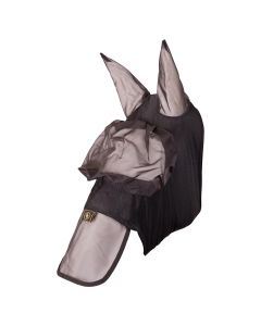 BR Maschera di Mosca con orecchie reticolato / Lycra