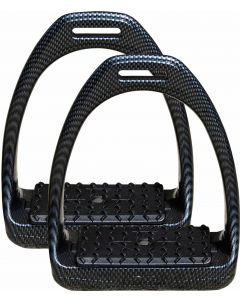 Harry's Horse Braces Compositi Reflex Carbon-Look per adulti