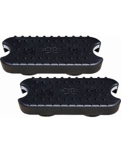 Harry's Horse Braces suole Compositi Spikes nero adulto