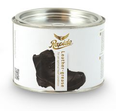 Sectolin Leather-grease Black - Rapide 500 ml