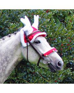 QHP Cappello da renna per cavall