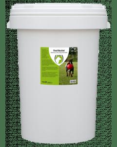 Hofman Botte di alimentazione con chiusura rotante da 52 litri