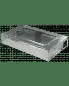 Hofman Trappola per topi Catch-A-Mouse con coperchio trasparente Modello dritto