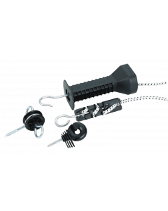 Impuls Maniglia per cancello Set zip elastica