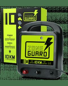 ZoneGuard Elettrificatore a nastro per recinti Elettrici Rete 10 km