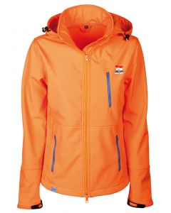 Harry's Horse Giacca softshell Dutch Orange
