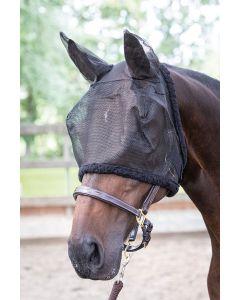 Harry's Horse Maschera da mosca con orecchie nere