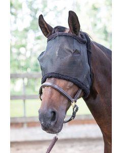 Harry's Horse Maschera antimosche senza orecchie nera